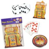 Casino Cutouts-4 Pack