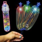 LED Sparkle Spindle Spinner