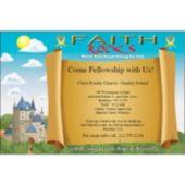 Vbs Kingdom Rocks Personalized Invitations