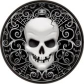 "Fright Night Plates-10 1/2""- 18 Per Unit"