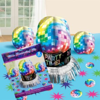 Disco Fever  Centerpiece Kit