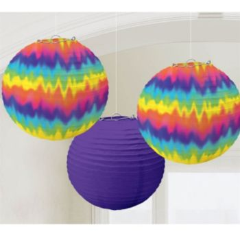Feeling Groovy  Paper Lanterns