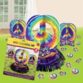 60's Retro Groovy Centerpiece Kit