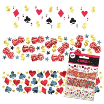 Casino Confetti