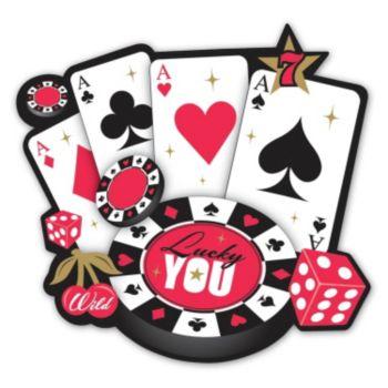 Lucky Casino Cutout