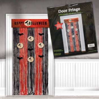 Frightful Night  Door Curtain