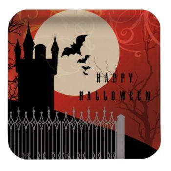 "Frightful Night  9"" Plates"