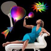 LED Hand Fan