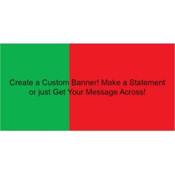 Portugese Flag Custom Banner