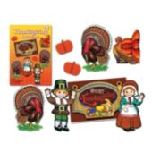Happy Thanksgiving Decorating Kit