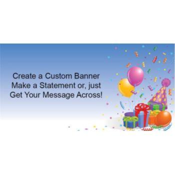 Birthday Fun Custom Banner