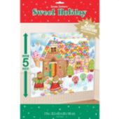 Gingerbread Land Wall Decorating Kit
