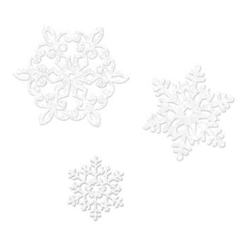 Snowflake Cutouts - Value Pack