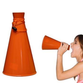 Orange Megaphone - 7 Inch