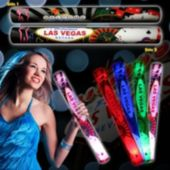 "Las Vegas Casino Lumiton 16"" Baton"
