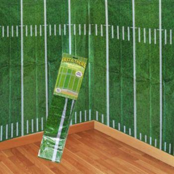 Football Yard Line Scene Setter Room Roll