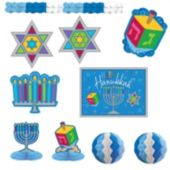 Hanukkah Room Decorating Kit