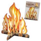 "Campfire Centerpiece-12"""