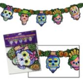 Day Of The Dead Banner Decoration