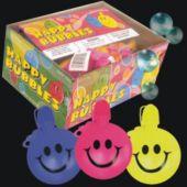 Smiley Face Bubble Necklaces