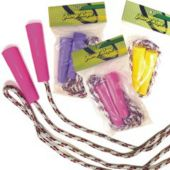 Cloth Jump Rope-12 Pack