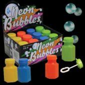 Neon Party Bubbles