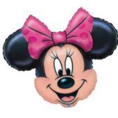 """Minnie Mouse Head 26"""" Balloon"""