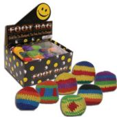 Woven Kick Balls-12 Pack