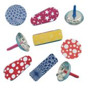 New Year's Noisemakers - 50 Pack