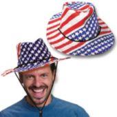 Patriotic Cowboy Hat