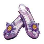 Disney Rapunzel Kids Sparkle Shoes