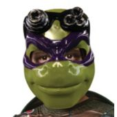 Teenage Mutant Ninja Turtle Movie Donatello Adult 3/4 Mask