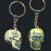 Skull Key Chains