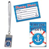 Cruise Ship Party Pass