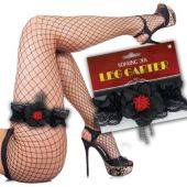 Black & Red Garter