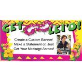 Get Lei'd Photo Banner