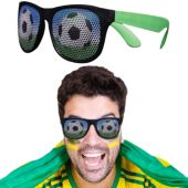 Soccer Novelty Sunglasses