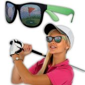 Golf Novelty Sunglasses