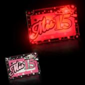 LED Mis15 Blinky-12 pack