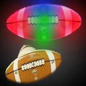 LED Football LED Blinky-12 Pack