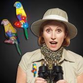 LED Parrot Blinky-12 Pack