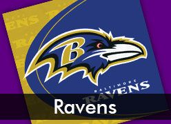 Baltimore Ravens Party Supplies