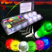 Night Flyer CL Golf Balls – 12 Pack