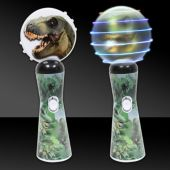T-Rex LED and Light-Up Coin Spinner Wand