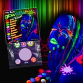 Invisible UV Glow Paint
