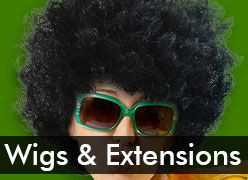 Costume Wigs & Hair Extensions