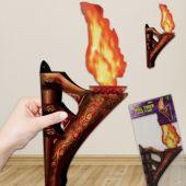 Wall Torch 3D Decorations - 2 Per Unit