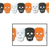 Skull Garland Decoration