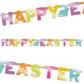 Happy Easter Foil Banner Decoration