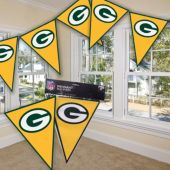 Green Bay Packers Pennant Banner